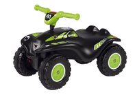 BRUDER Big Bobby Car Quad Racing (Schwarz)