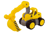 BRUDER BIG Power Worker Bagger (Gelb)