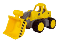BRUDER BIG Power Worker Radlader (Gelb)