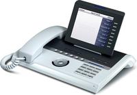 Unify OpenStage 60 HFA V3 LCD Wired handset Weiß (Weiß)
