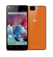 Wiko HIGHWAY 16GB Orange (Orange)