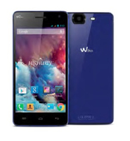Wiko HIGHWAY 16GB Blau (Blau)