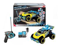 Dickie Toys Dickie RC D-Fighter RTR (Blau, Gelb)
