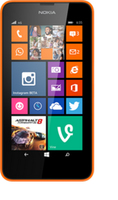 Nokia Lumia 635 8GB 4G Orange (Orange)