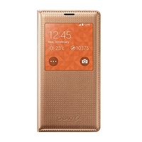 Samsung EP-VG900BFEGWW Handy-Schutzhülle (Gold)