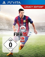 Electronic Arts FIFA 15 Legacy Edition, PS Vita