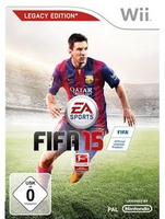 Electronic Arts FIFA 15 Legacy Edition, Wii