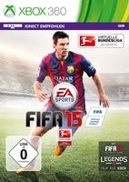 Electronic Arts FIFA 15, XBox 360