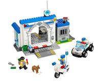 Lego Juniors - 10675 Polizeiwache (Mehrfarbig)