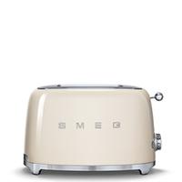 Smeg TSF01CREU Toaster (Cream)