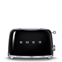 Smeg TSF01BLEU Toaster (Schwarz)