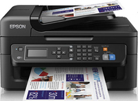 Epson WorkForce WF-2630WF (Schwarz)