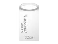 Transcend JetFlash 710 32GB 32GB USB 3.0 Silber USB-Stick (Silber)