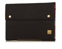 Knomo 57-064-BLK Tablet-Schutzhülle (Schwarz)