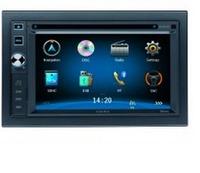 Audiovox VXE 6020 NAV (Schwarz)
