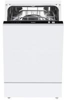 Amica EGSP 14068 V Spülmaschine (Schwarz, Weiß)