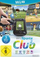 Nintendo Wii Sports Club, Wii U