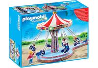 Playmobil 5548 - Kettenkarussell mit bunter Beleuchtung