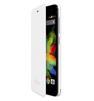 Wiko 92321 Handy-Schutzhülle (Weiß)