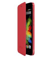 Wiko 92351 Handy-Schutzhülle (Coral)