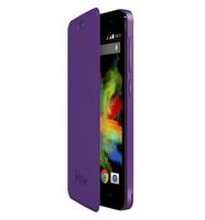 Wiko 92371 Handy-Schutzhülle (Violett)