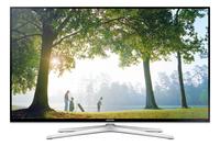 """Samsung UE55H6500SL 55"""" Full HD 3D Kompatibilität Smart-TV WLAN Schwarz, Silber (Schwarz, Silber)"""