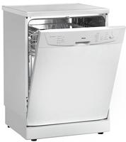 Amica GSP 14043 W Spülmaschine (Weiß)