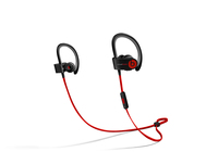 Beats by Dr. Dre Powerbeats² Wireless (Schwarz, Rot)