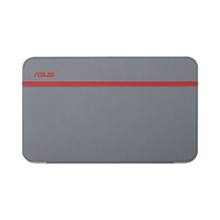 ASUS MagSmart Cover (Grau, Rot, Durchscheinend)