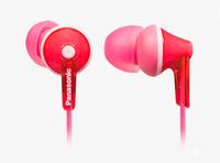 Panasonic RP-TCM125E Binaural im Ohr Pink (Pink)