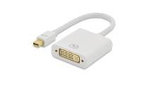 Ednet 84509 Videokabel-Adapter (Weiß)