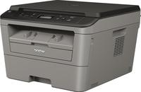 Brother DCP-L2500D Multifunktionsgerät (Schwarz, Grau)