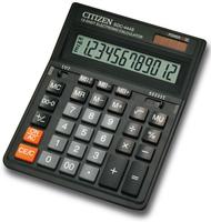 Citizen SDC-444S Desktop Basic calculator Schwarz Taschenrechner (Schwarz)