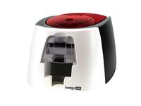 Evolis Badgy200 (Schwarz, Rot, Weiß)