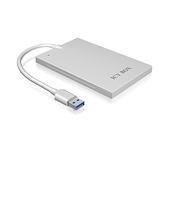 ICY BOX IB-AC6033-U3 HDD/SDD Gehäuse (Aluminium)
