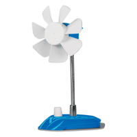ARCTIC Breeze Color USB-Tischventilator (Blau)