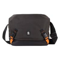 Crumpler PRY7500-003 Kameratasche-Rucksack (Schwarz, Orange)