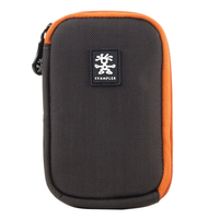 Crumpler Proper Roady Photo Pouch 90 (Schwarz, Grau)