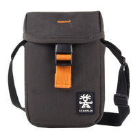 Crumpler Proper Roady Photo Pouch 200 (Schwarz, Grau)