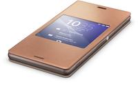 Sony 1287-5638 Handy-Schutzhülle (Kupfer)