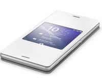 Sony 1287-5640 Handy-Schutzhülle (Weiß)
