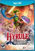 Nintendo Hyrule Warriors, Wii U