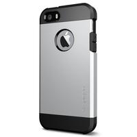 Spigen SGP10491 Handy-Schutzhülle (Silber)