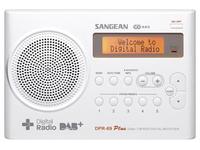Sangean DPR-69+ (Weiß)