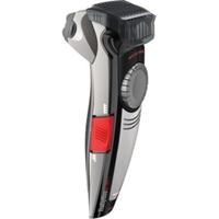 BaByliss E890E Rasierapparat der Männer (Schwarz, Grau, Rot)