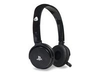 4Gamers CP-01 Headset (Schwarz)