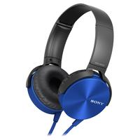 Sony MDR-XB450AP (Schwarz, Blau)