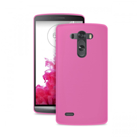PURO LGG303PNK Handy-Schutzhülle (Pink)