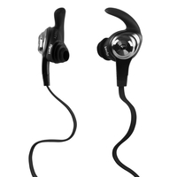 Monster Cable Monster iSport Intensity In Ear Koptelefoons met Apple ControlTalk, Zwart