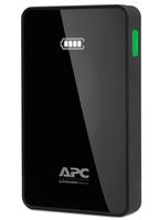 APC M5BK-EC Akkuladegerät (Schwarz)